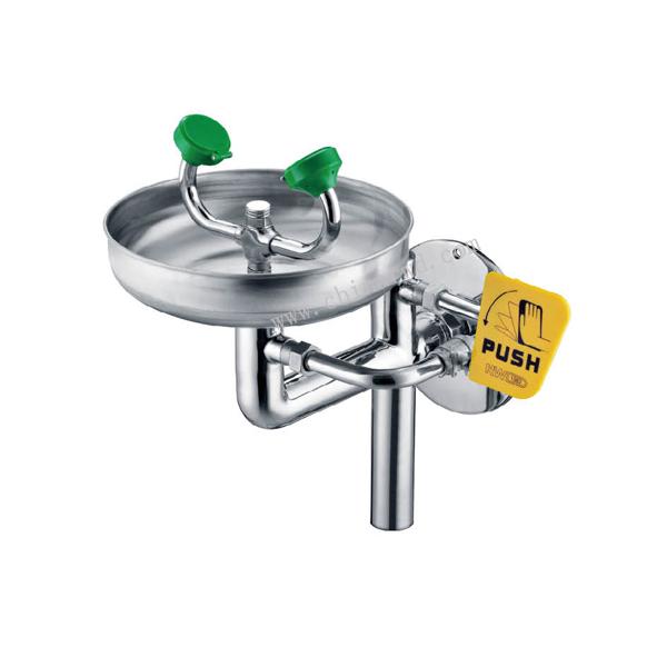 不锈钢紧急洗眼器WJH0359C