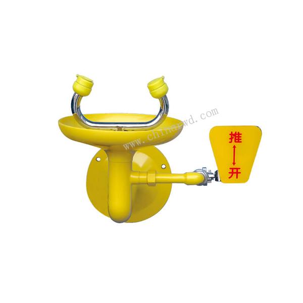 不锈钢紧急洗眼器WJH0759C