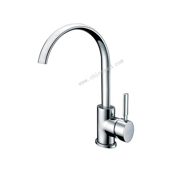 单柄立式洗槽龙头 WJ-C1022