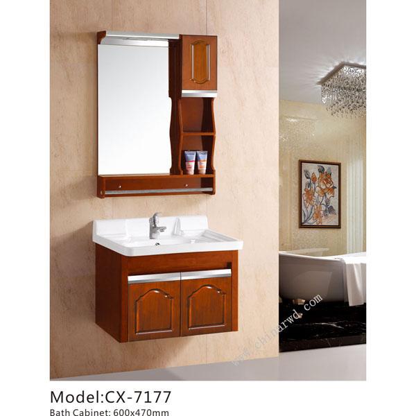 浴室柜-橡木 WJ-Y7177