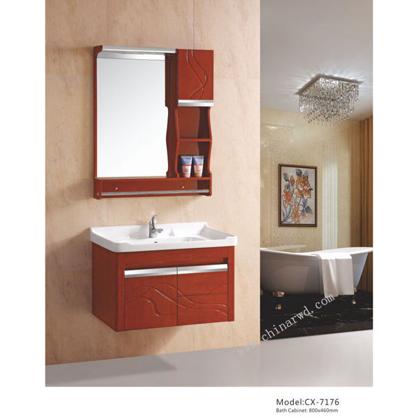 浴室柜-橡木 WJ-Y7176
