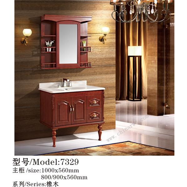 浴室柜-橡木 WJ-Y7329