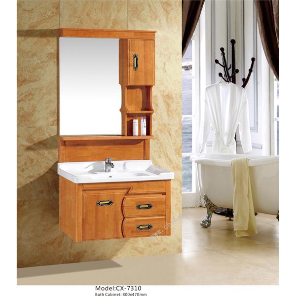 浴室柜-橡木 WJ-Y7310-80